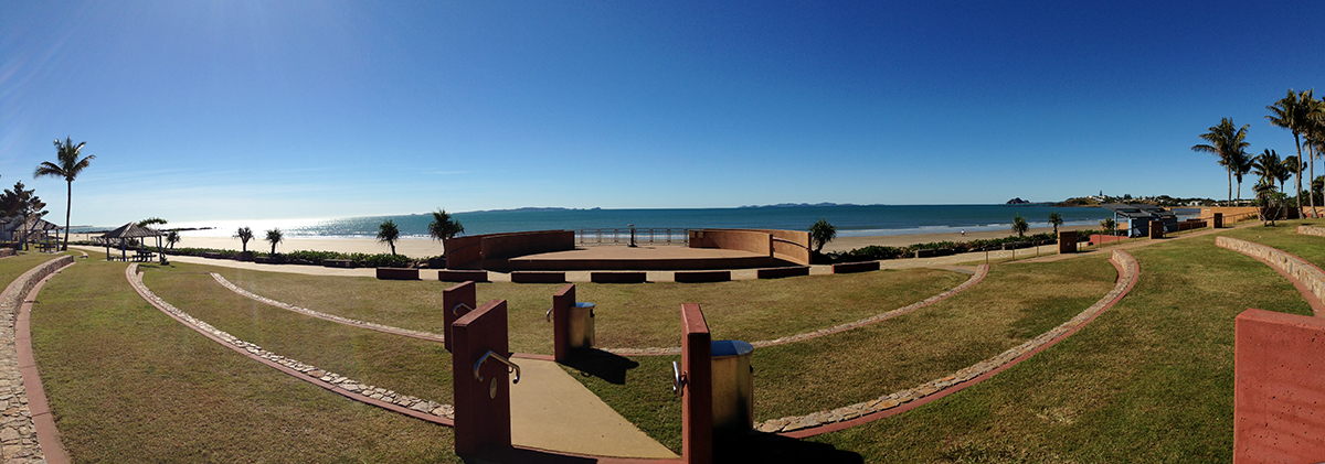 Yeppoon-Beachfront