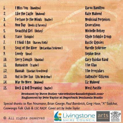 Livingstone CD Back