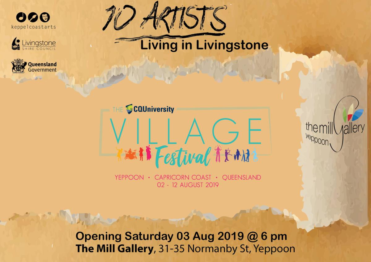 10 artists Living in Livingstone